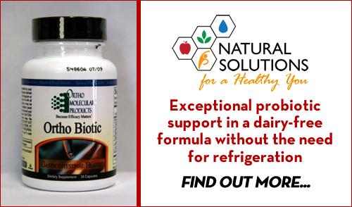 order ortho biotic probiotic